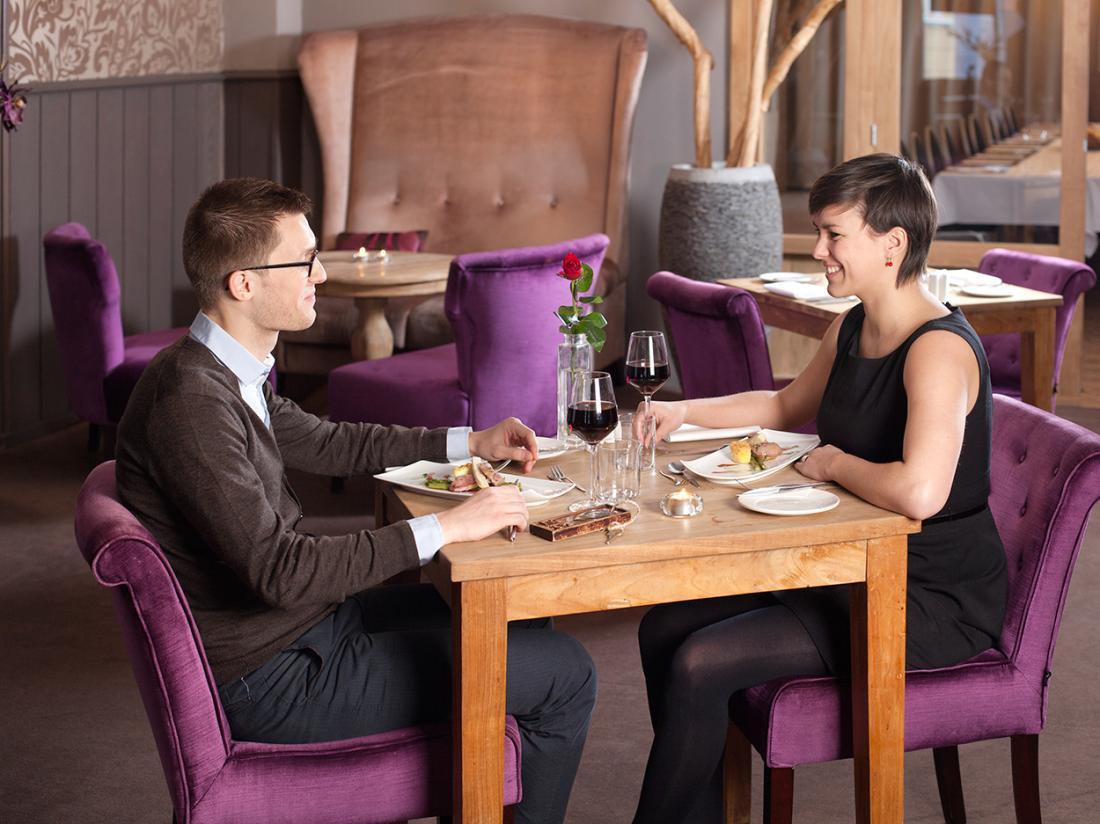 Hotelaanbieding Saillant Hotel Gulpen limburg diner