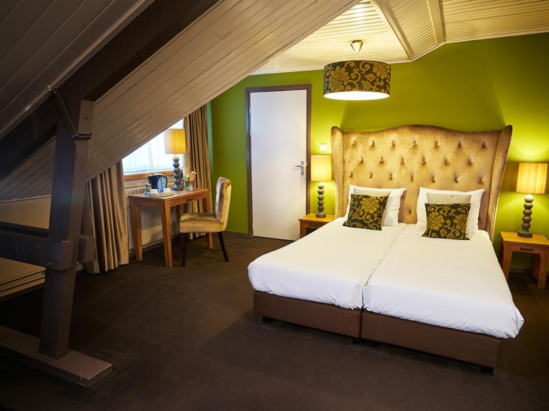 Weekendjeweg Saillant Hotel Gulpen limburg kamer deluxe
