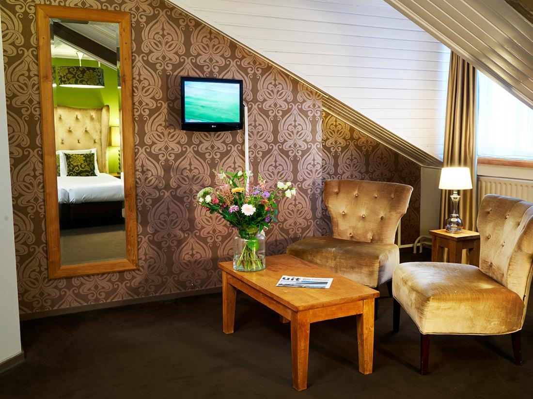 Weekendjeweg Saillant Hotel Gulpen limburg kamer deluxe3