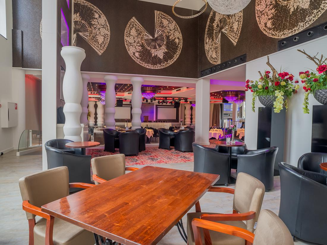 Hotel Asteria Hotelovernachting Limburg Hotel Lounge