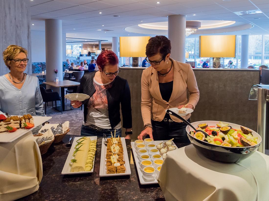 Hotel Asteria Weekendje Weg Limburg Hotel Ontbijt