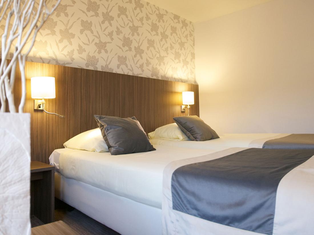 Hotel Asteria Weekendjeweg Limburg Comfort Kamer