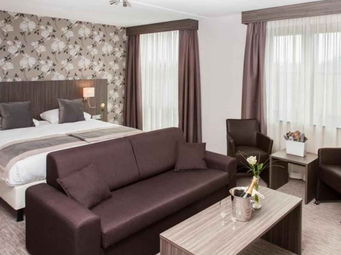Hotel Asteria Weekendjeweg Limburg Hotel Deluxe Kamer