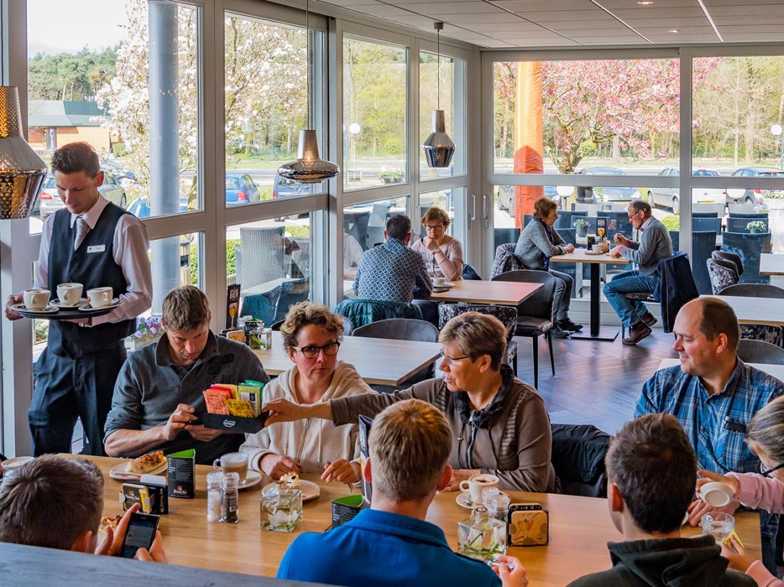 Hotel Asteria Weekendjeweg Limburg Hotel Koffietafel