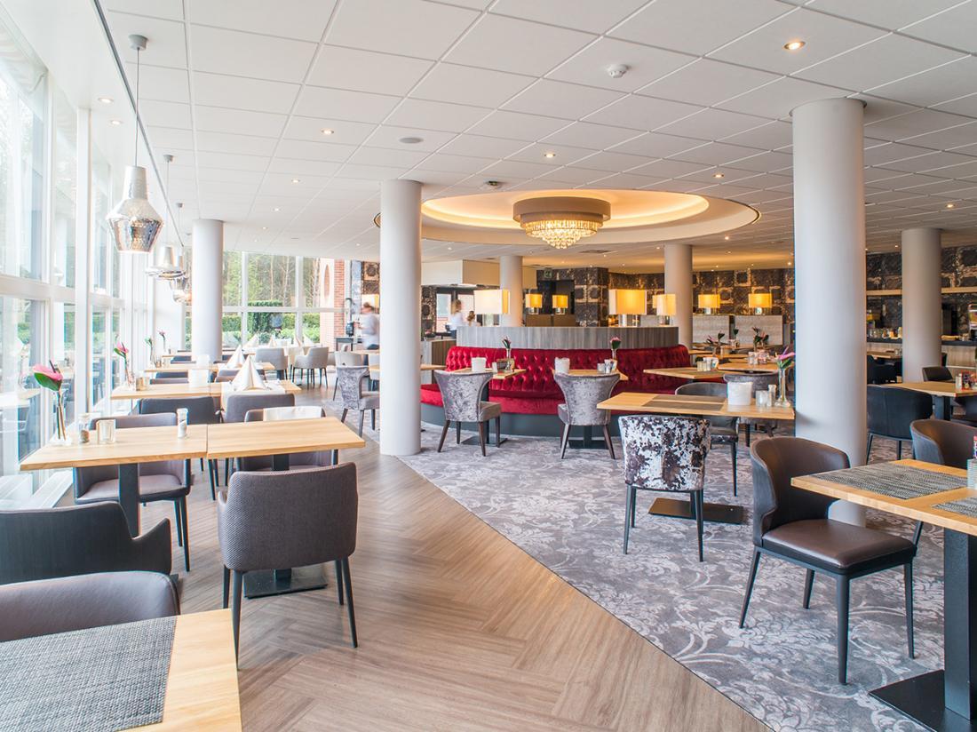 Hotel Asteria Weekendjeweg Limburg Hotel Lounge