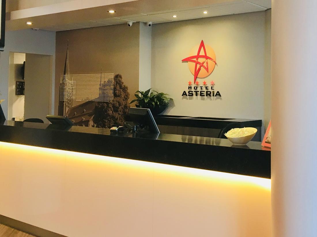 Hotel Asteria Weekendjeweg Limburg Hotel Receptie