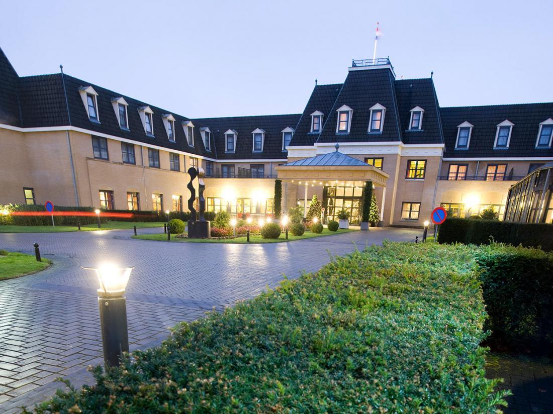 Hotel Ermelo Exterieur