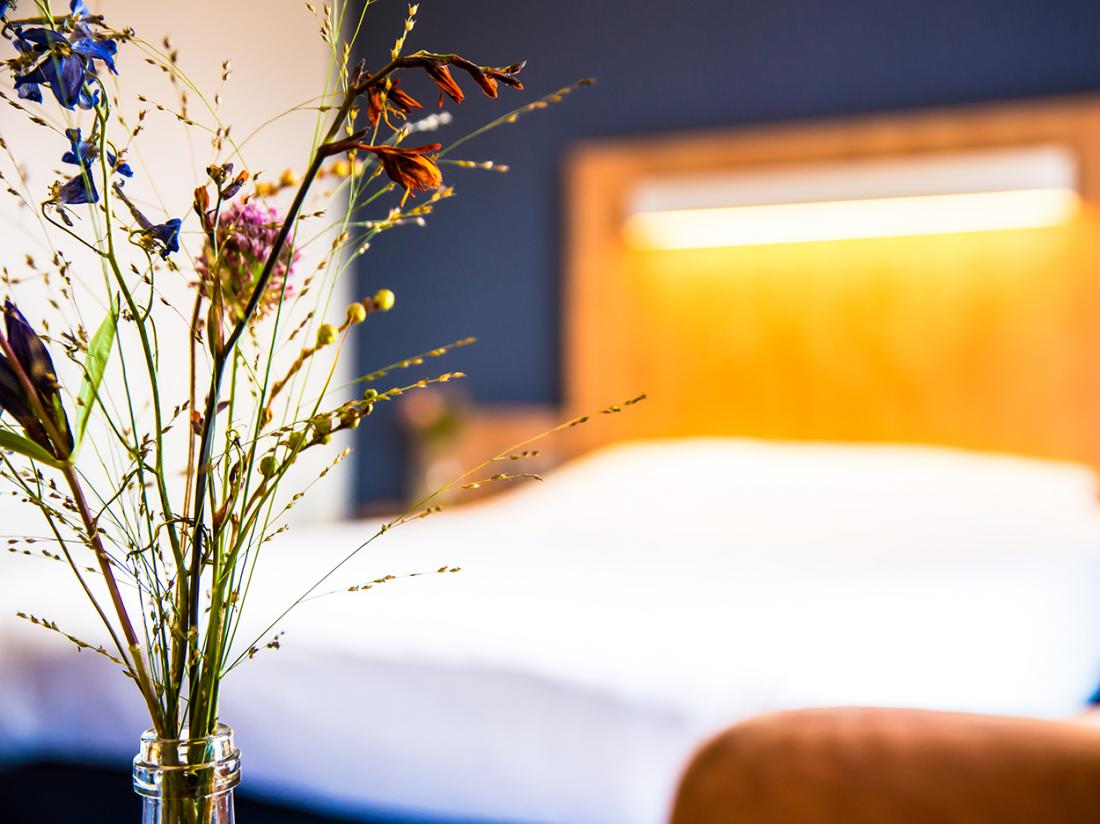 Hotel Noord Brabant Hotelkamer