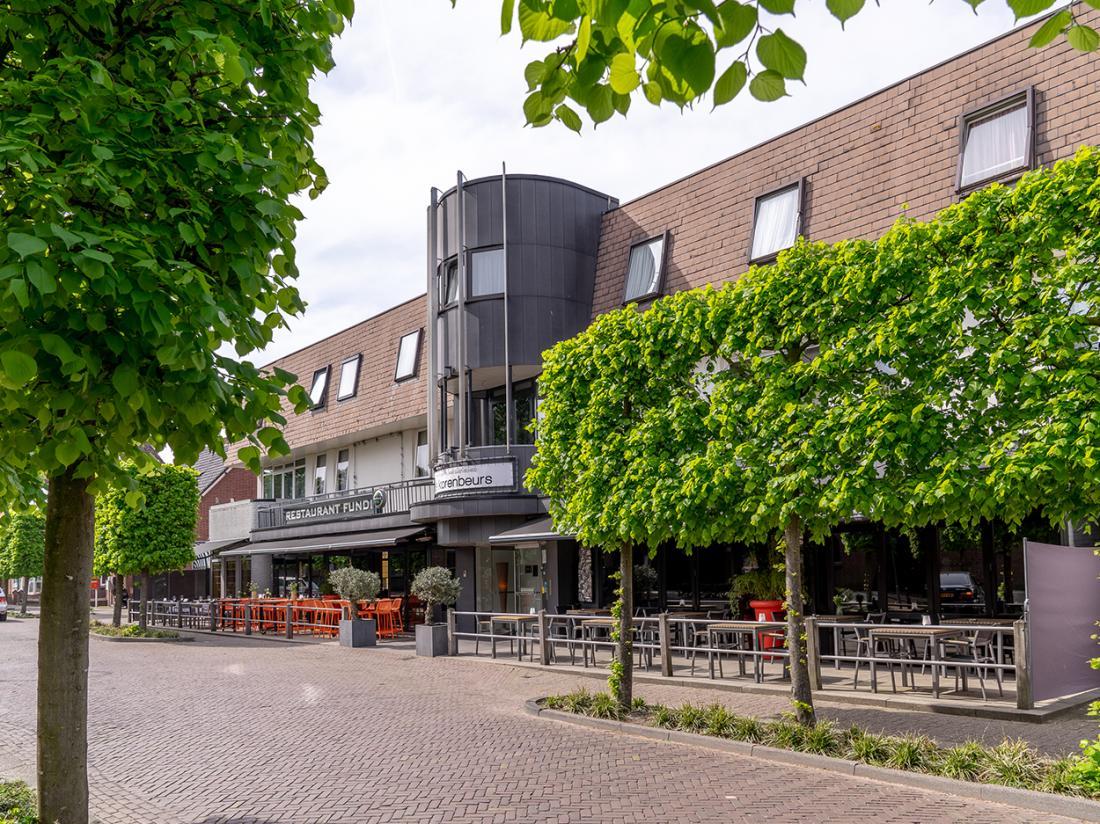 Hotelarrangement Noord Brabant Hotelaanzicht