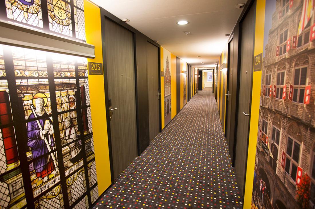 Best Western Plus City Hotel Gouda Gang 2e Etage