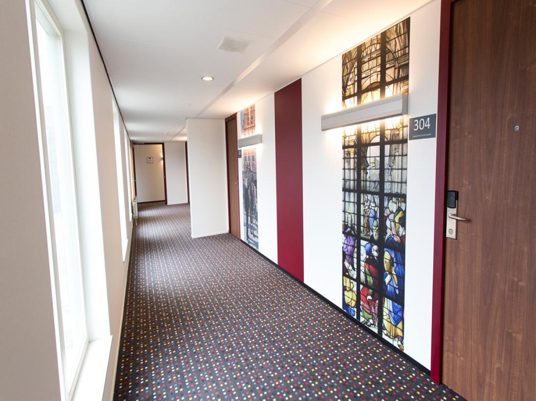 Best Western Plus City Hotel Gouda Gangpad