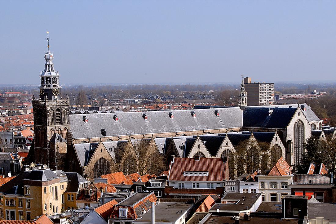 Weekendje Weg Gouda Sint Jan