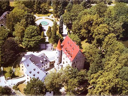 Rathaus Hotel Johstadt Kasteel