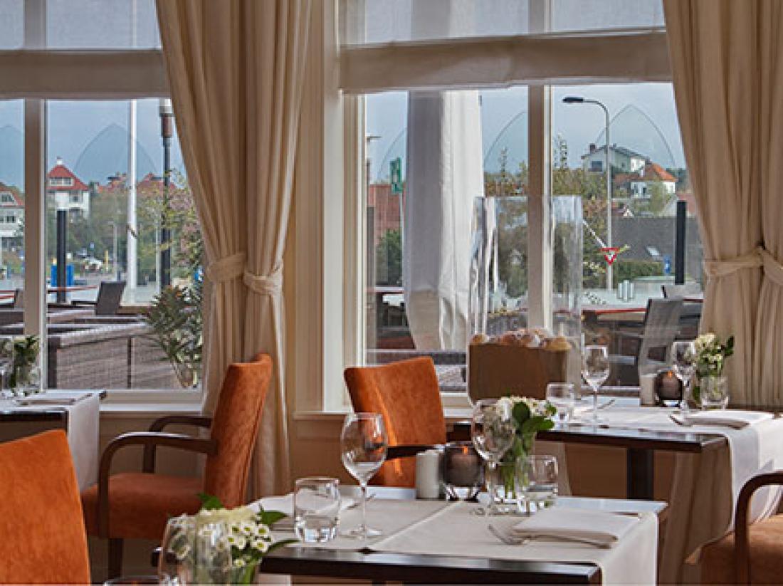 Palace Hotel Noordwijk restaurant circels