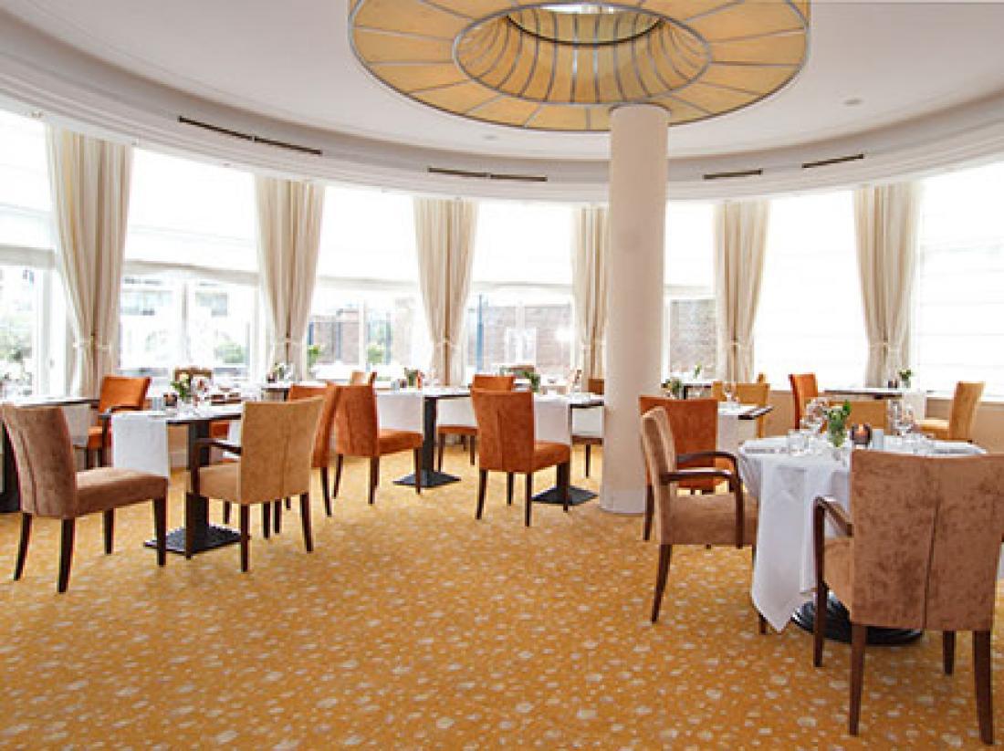 Palace Hotel Noordwijk restaurant circels2
