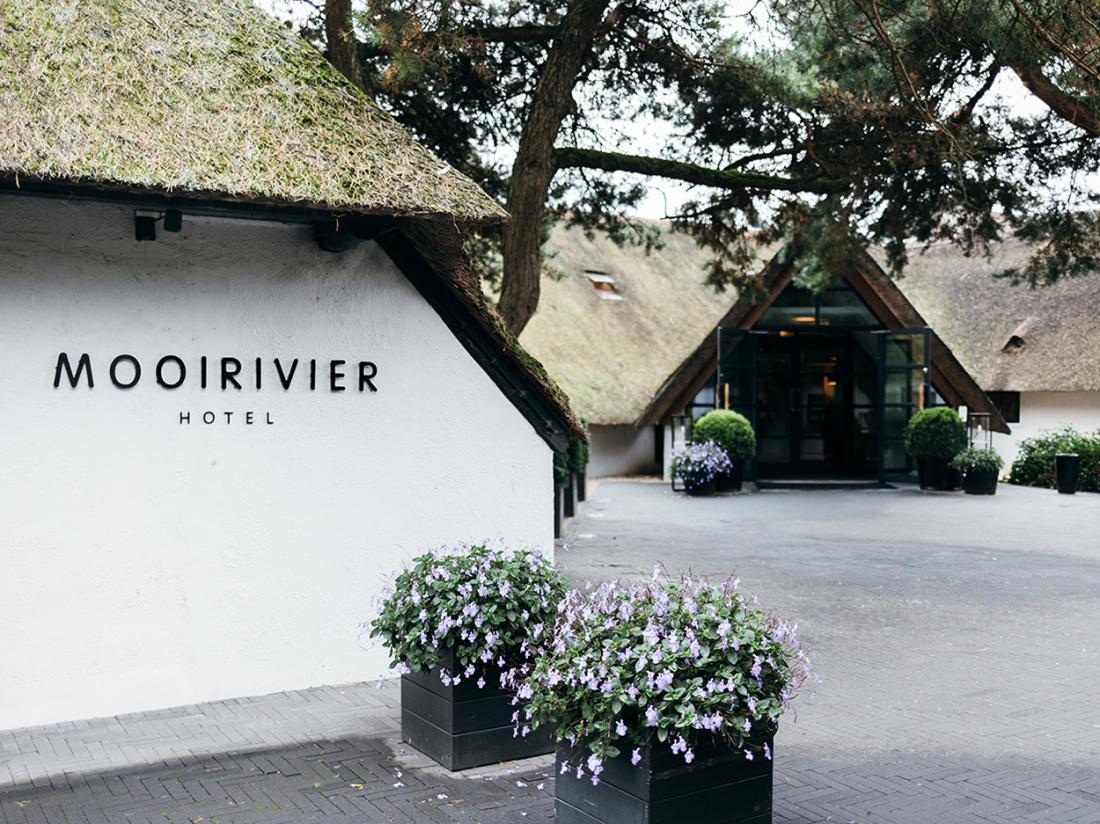 Hotel Mooirivier Dalfsen Aanzicht