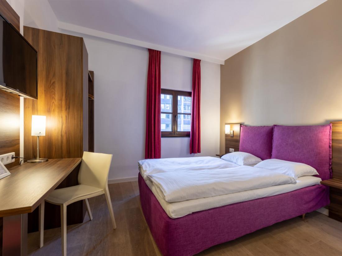 Eden Antwerpen Belgi Weekendjeweg Hotel Kamer