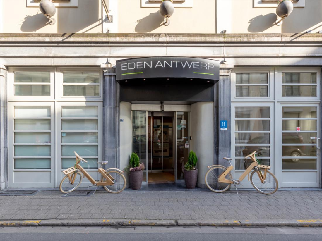 Eden Antwerpen Belgi Weekendjeweg