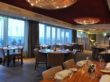 Sandton Paal 8 Terschelling Hotel Restaurant
