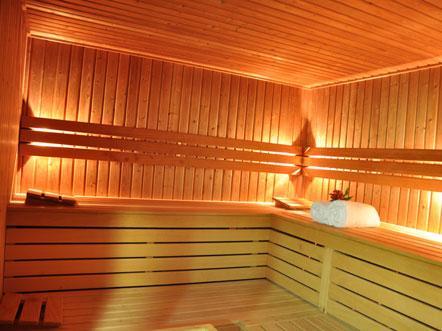 Sandton Paal 8 Terschelling Welness Sauna