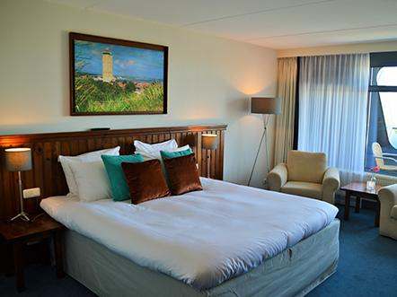 Sandton Paal8 Weekendjeweg hotelovernachting deluxe kamer