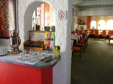 Resorthotel Park Hill Baden Württemberg Lossburg Duitsland ontbijtzaal