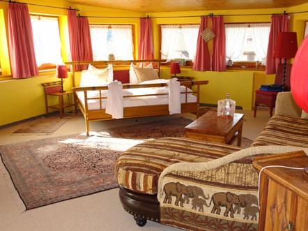 Resorthotel Park Hill Baden Württemberg Lossburg Duitsland ruimekamer