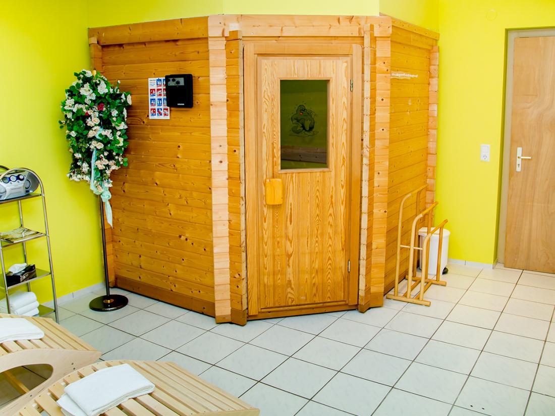 Waldhotel Friedrichroda Sauna