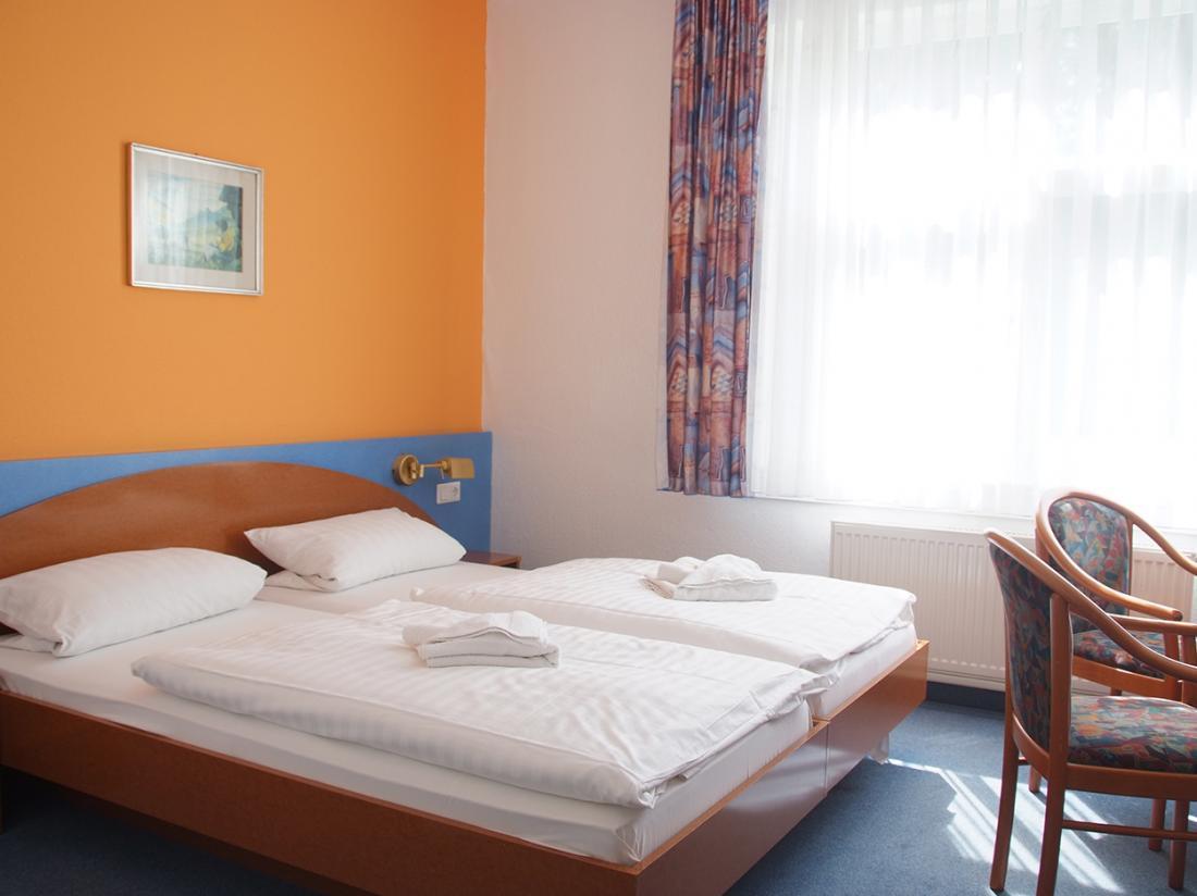 Waldhotel Friedrichroda Weekendjeweg Tweepersoonskamer