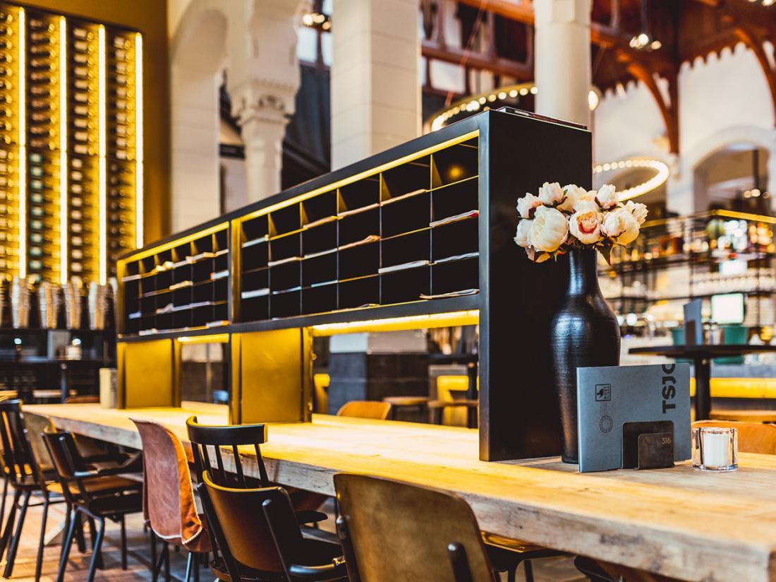 Restaurant Post Plaza Hotelaanbieding Weekendjeweg