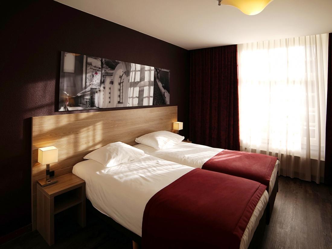 Hotel Abdij Rolduc Limburg Kerkrade Hotelkamer