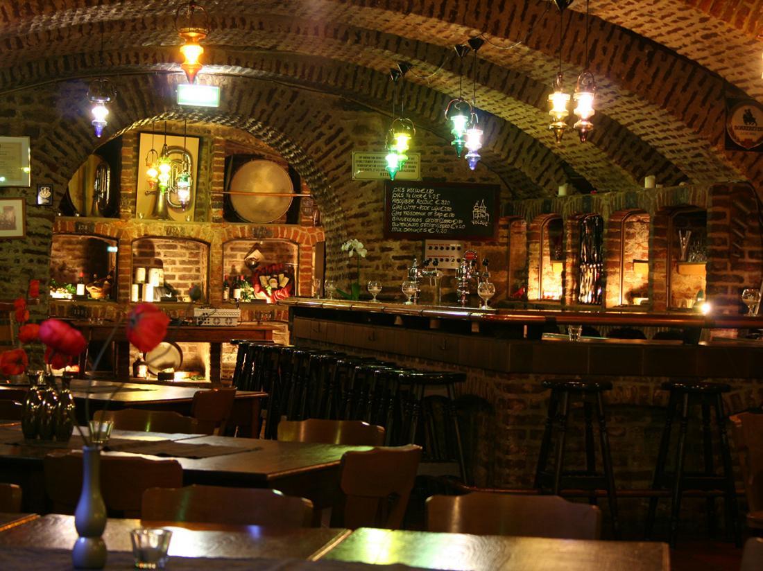 Hotel Abdij Rolduc Limburg Restaurant