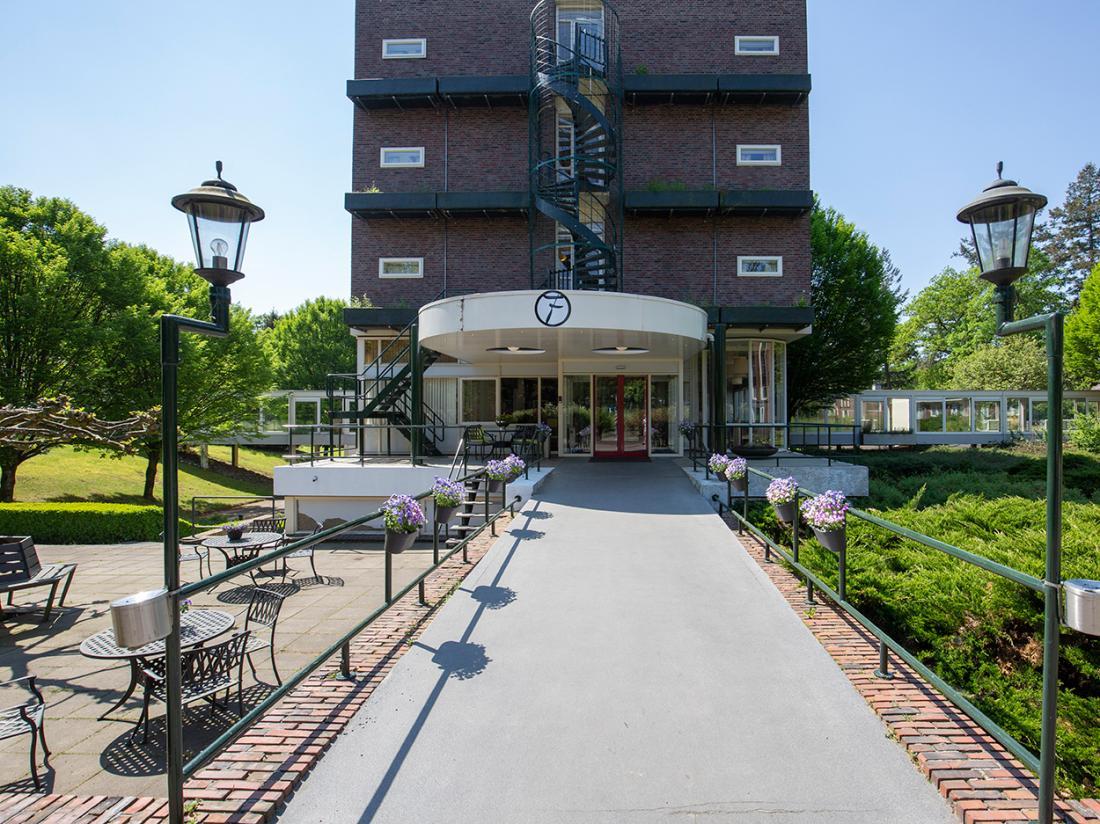 Hotel Fletcher Beekbergen Apeldoorn Vooraanzicht