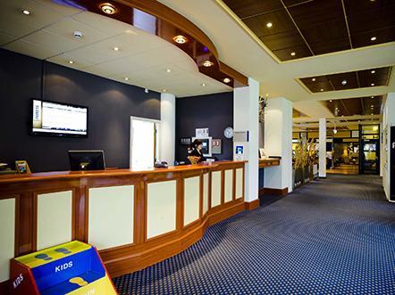 princess hotel beekbergen lobby receptie weekendjeweg hotelovernachting