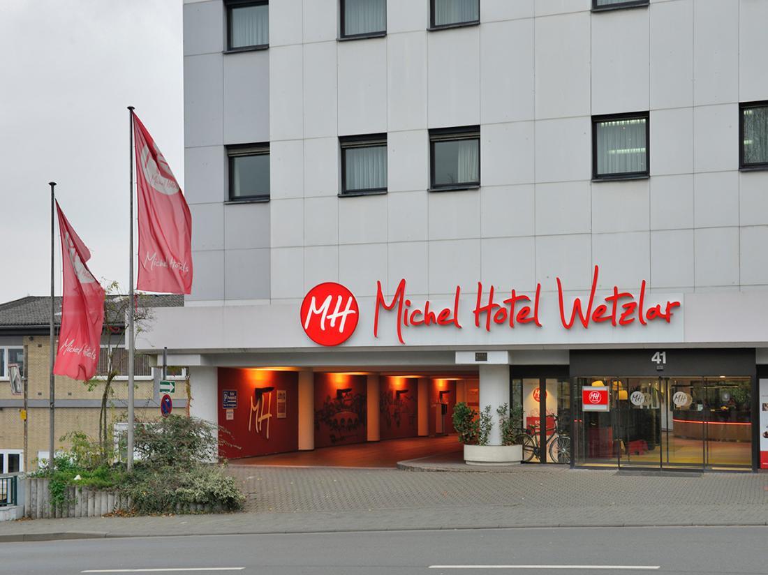 Michel Hotel Wetzlar Hessen Vooraanzicht