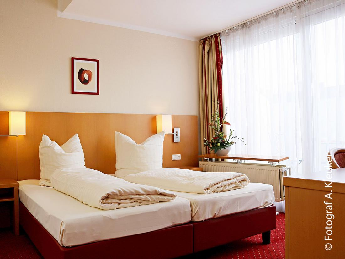 hotelarrangement air in berlin tweepersoonskamer