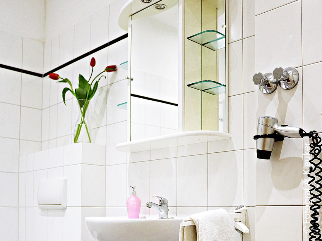 weekendje weg air in berlin badkamer