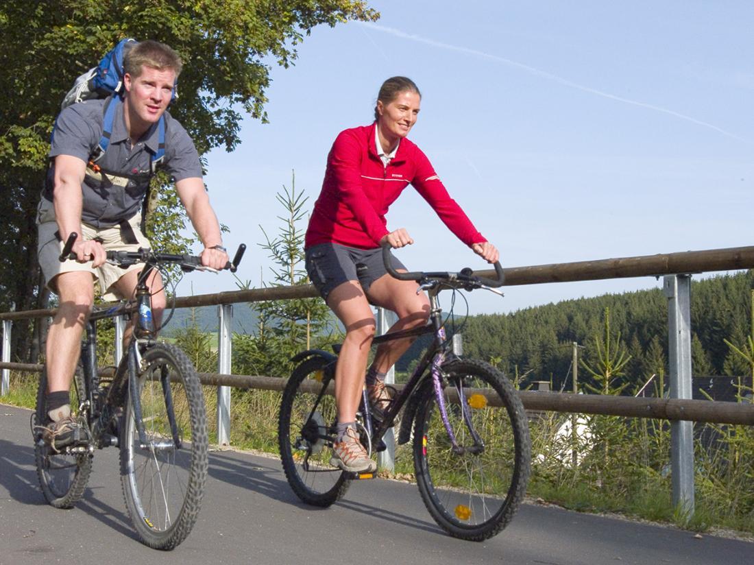 Hotelaanbieding Schmallenberg Mountainbiken