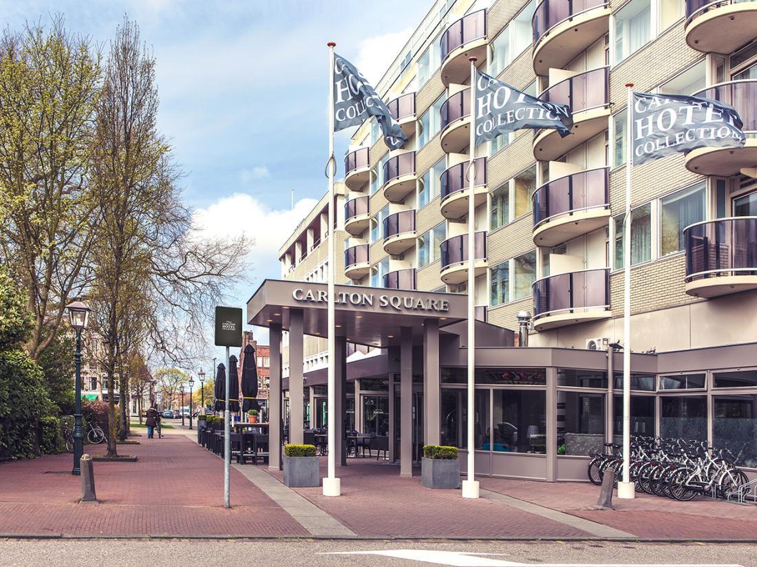 Hotelaanbieding citytrip noord holland haarlem front