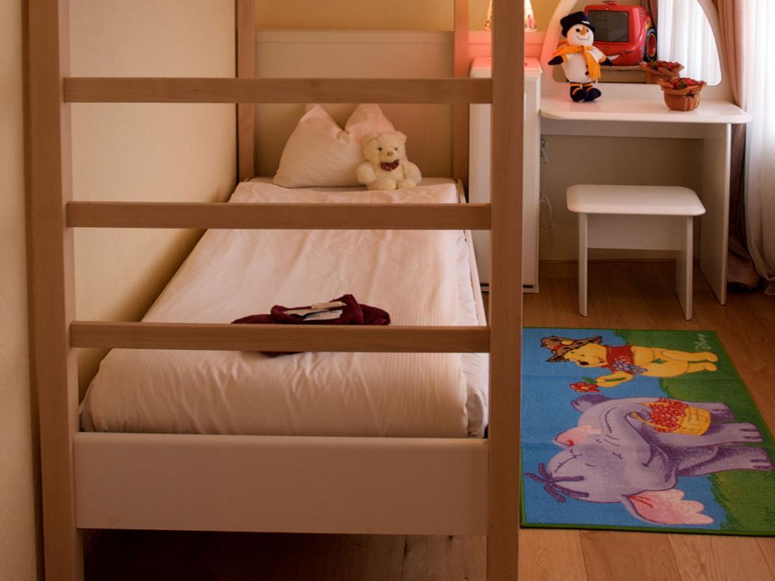 Hotelaanbieding Valkenburg Kinderkamer