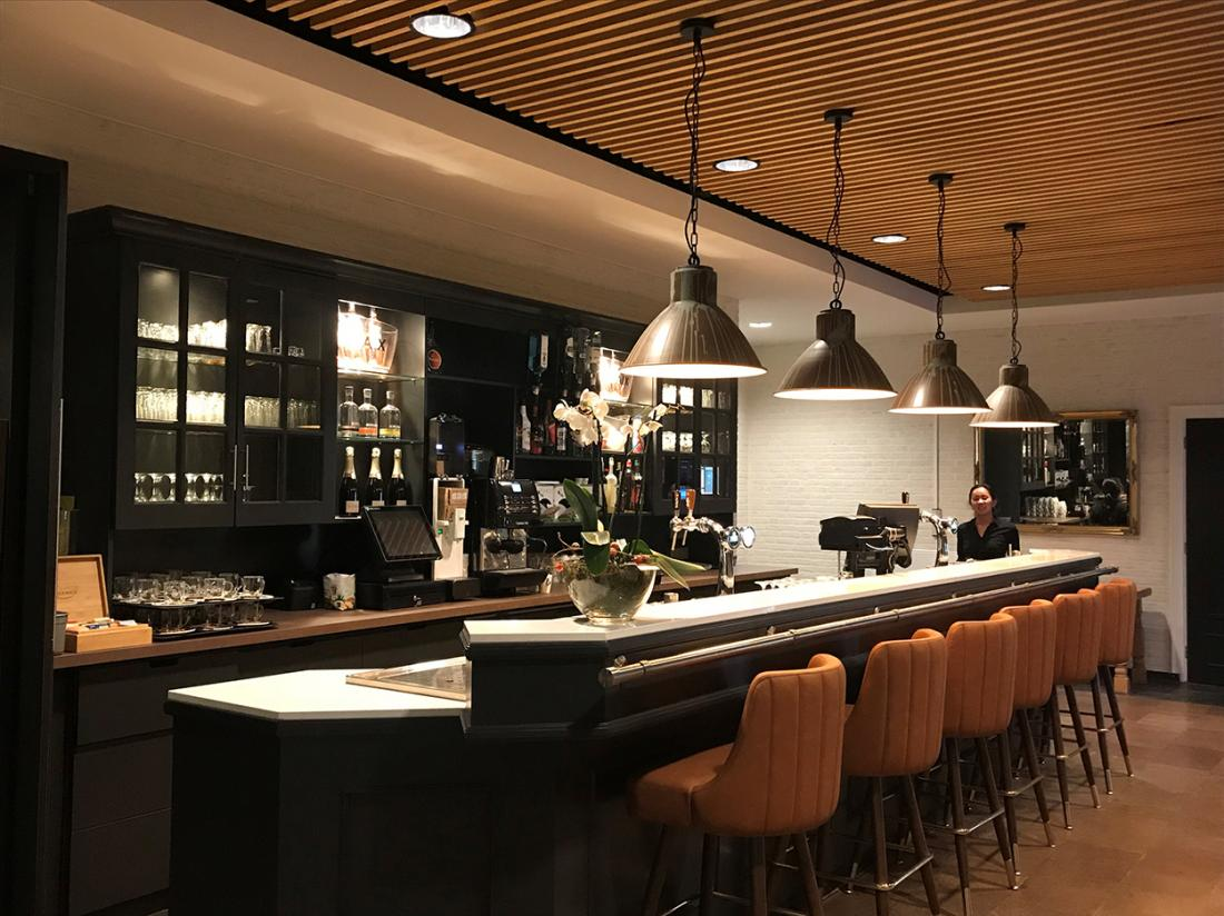Hotel de Druiventros Noord Brabant Koffiebar