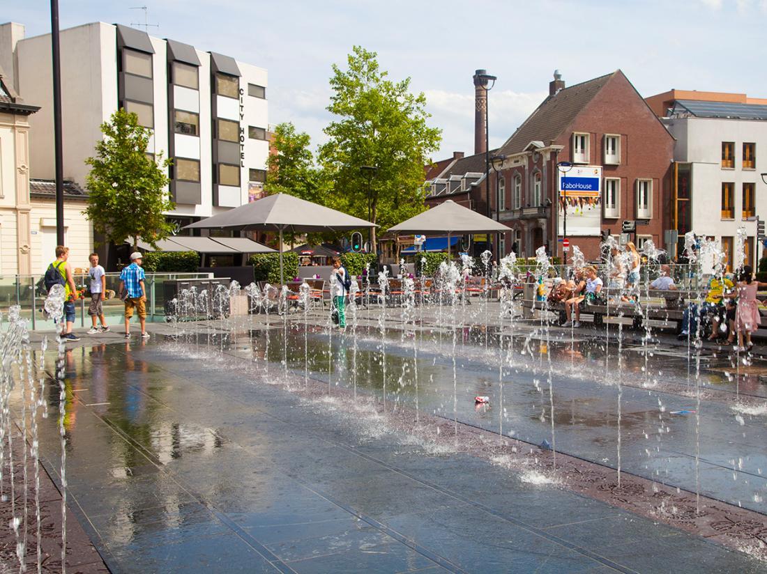 Hotel de Druiventros Noord Brabant Tilburg Stad