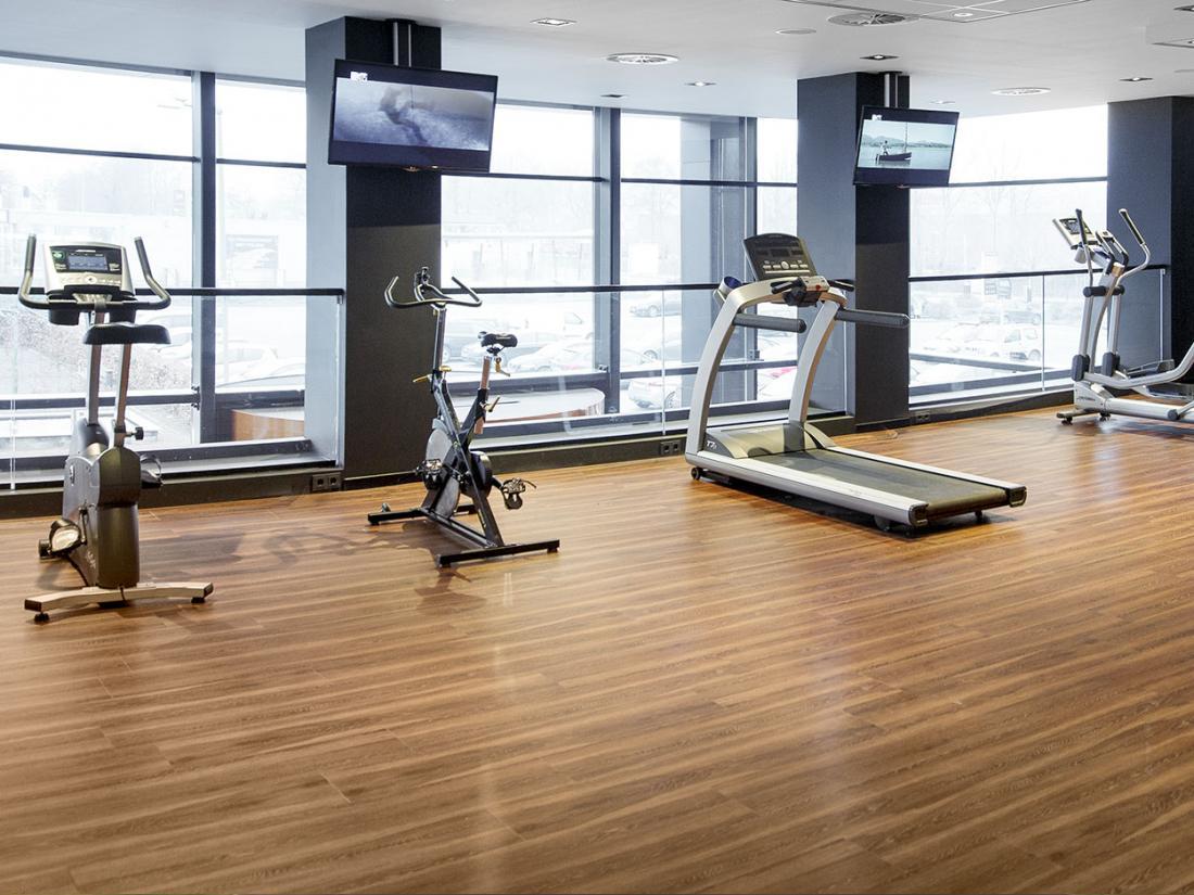 Hotelaanbieding Zuid Holland Gym