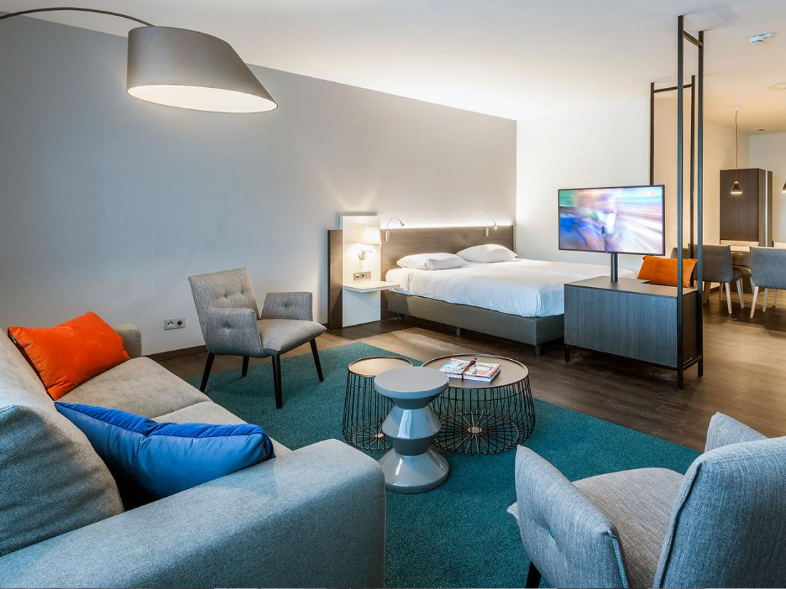 Weekendjeweg Zuid Holland Hotelkamer Suite