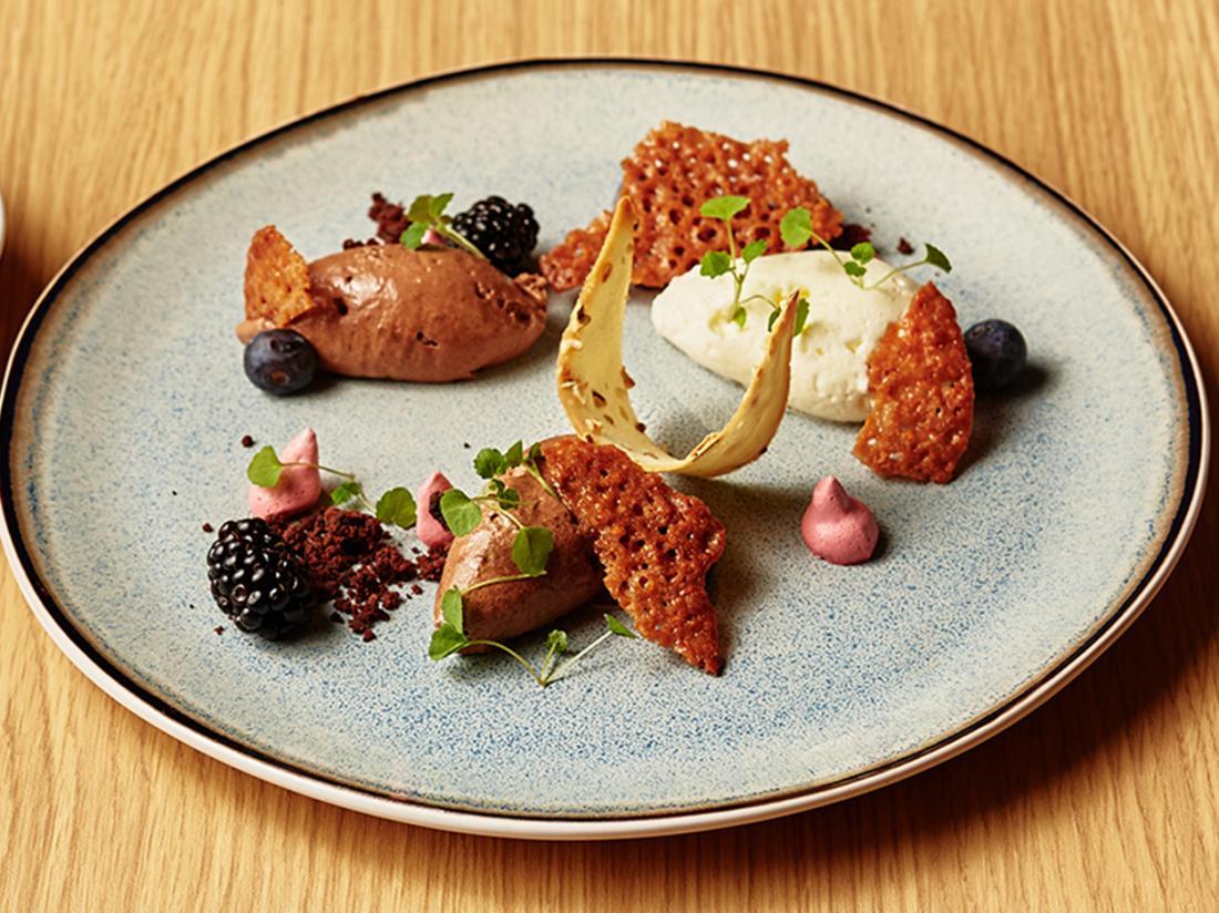 Hotelaanbieding Garderen Dessert gerecht Westcord
