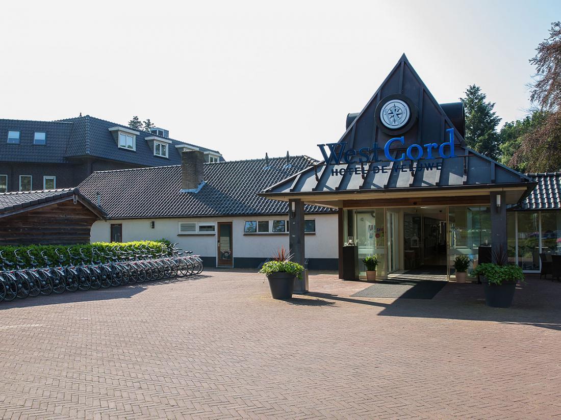 Hotelaanbieding Veluwe Exterieur