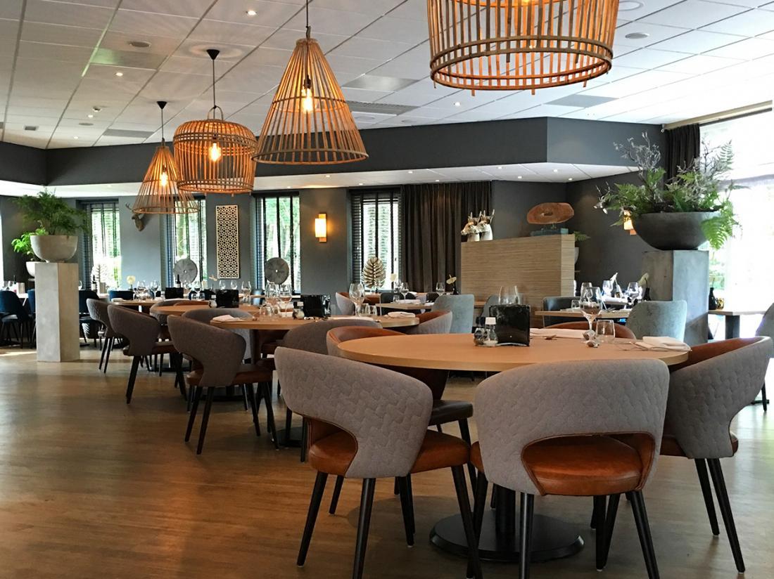 Weekendjeweg Veluwe Westcord Restaurant diner garderen