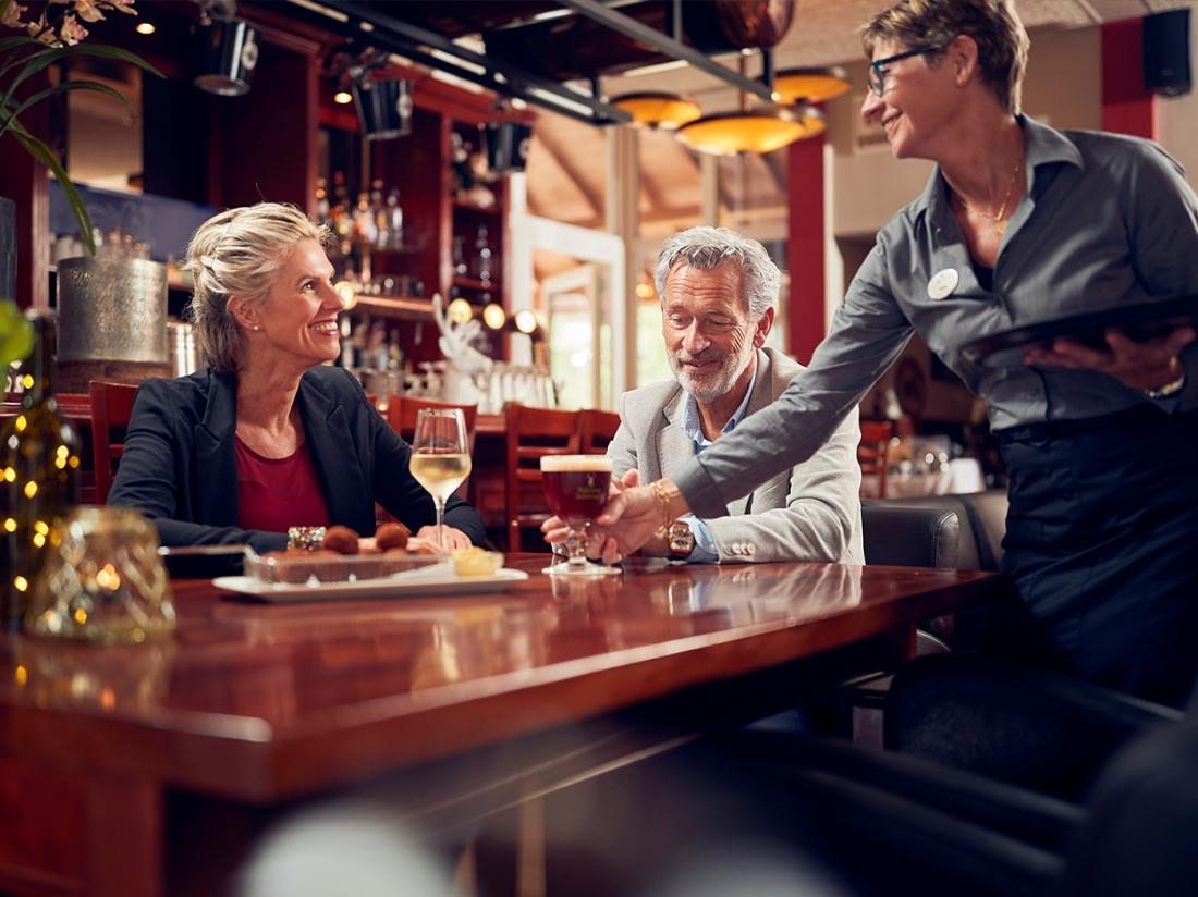 Weekendjeweg Veluwe Westcord Restaurant