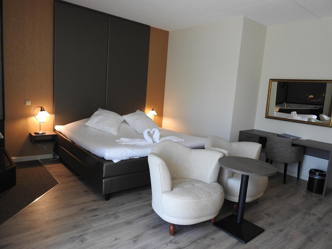Hotel Golden Tulip Nijkerk Hotelkamer