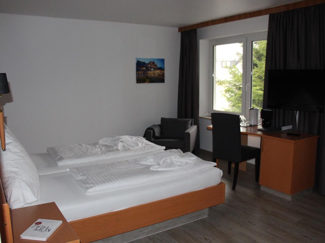 Das Loft Hotel Willingen Hotelovernachting Junior Suite Tweepersoonsbed